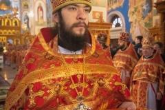 05.02.2020 день тезоименитства митрополита Агафангела
