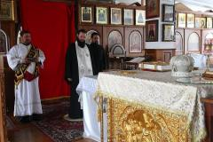 Рождество Христово литургия Свято-Иверский монастырь 07,01,2017