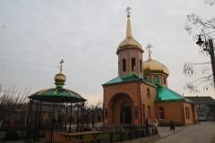 08.01.2018 литургия село Первомайське