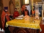 Всенощное бдение в Спасо-Преображенском храме г. Ильичевск
