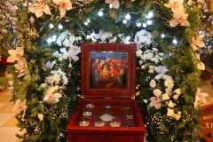 09.01.2018 литургия Свято-Ильинский монастырь