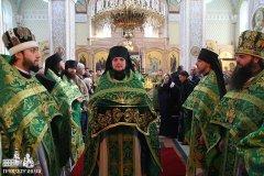 Серафим Саровский престольный праздник нашей обители 15.01.2017