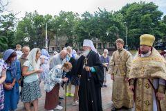 11.07.2021 Одесских святых