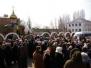 Престольный праздник в честь Иверской иконы 25.02.2009