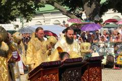 28,07,2019 Владимир Киев литургия