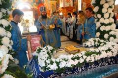 28,08,2016 pogrebenie plachenici Bogorodici