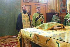 30 марта 2018 года, день памяти преподобного Алексия, человека Божия