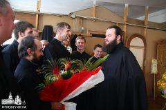 Поздравление c хиротонией епископа Южненского Диодора