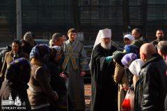 иконы Божией Матери «Державная» придел в Свято-Пантелеимоновском Одесском мужском монастыре
