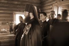 пристольный праздник Иверской иконы 25.02.2008