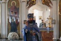 Пристольный праздник Иверской иконе
