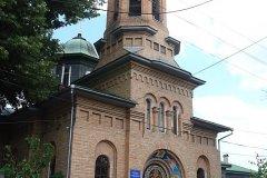 Престольный праздник в Свято-Константино-Еленинском Измаильском мужском монастыре