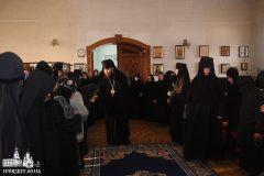 постриг в Свято-Архангело-Михайловском женском монастыре