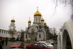 образ для Храма Серафима Саровского 10.01.2010