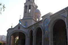 епископ Диодор посетил храм Владимирской иконы Божией Матери 06.07.2014