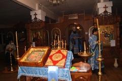 Введение во храм Пресвятой Владычицы Богородицы